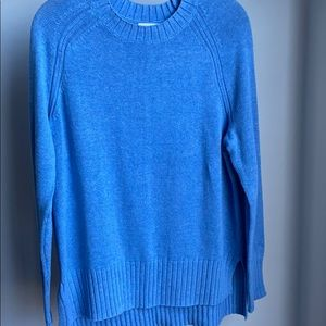 NWT High Low Crew Sweater New
